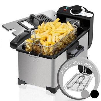 Deep-fat Fryer Cecotec Cleanfry 3 L 2000W