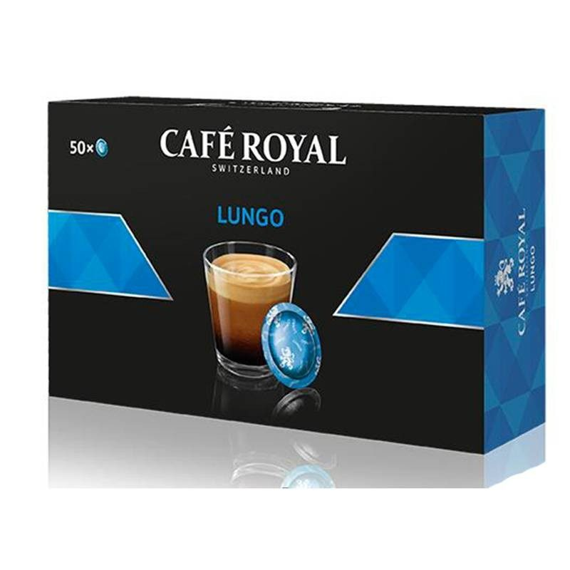 LUNGO NESPRESSO®PRO®Compatible Royal coffee brand®50 capsules