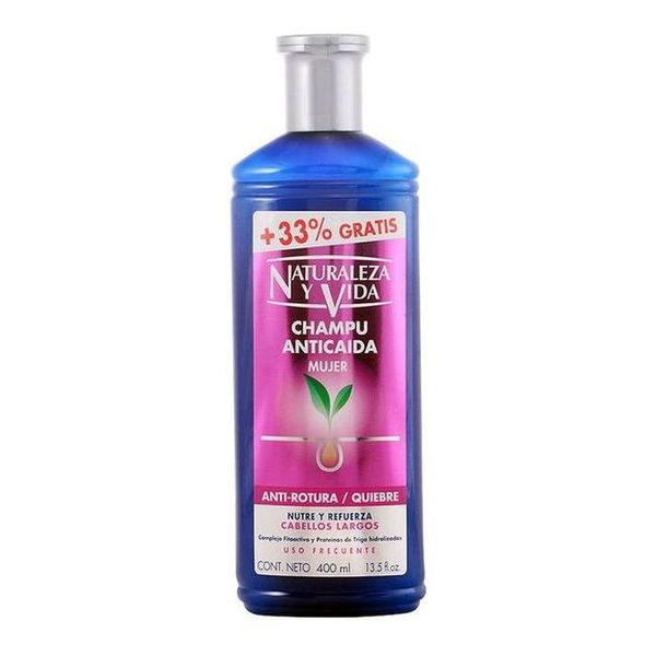 Anti-hairloss Anti-breakage Shampoo Naturaleza Y Vida