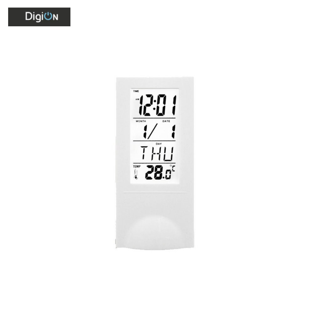 Thermometer With Alarm Pts2098wh