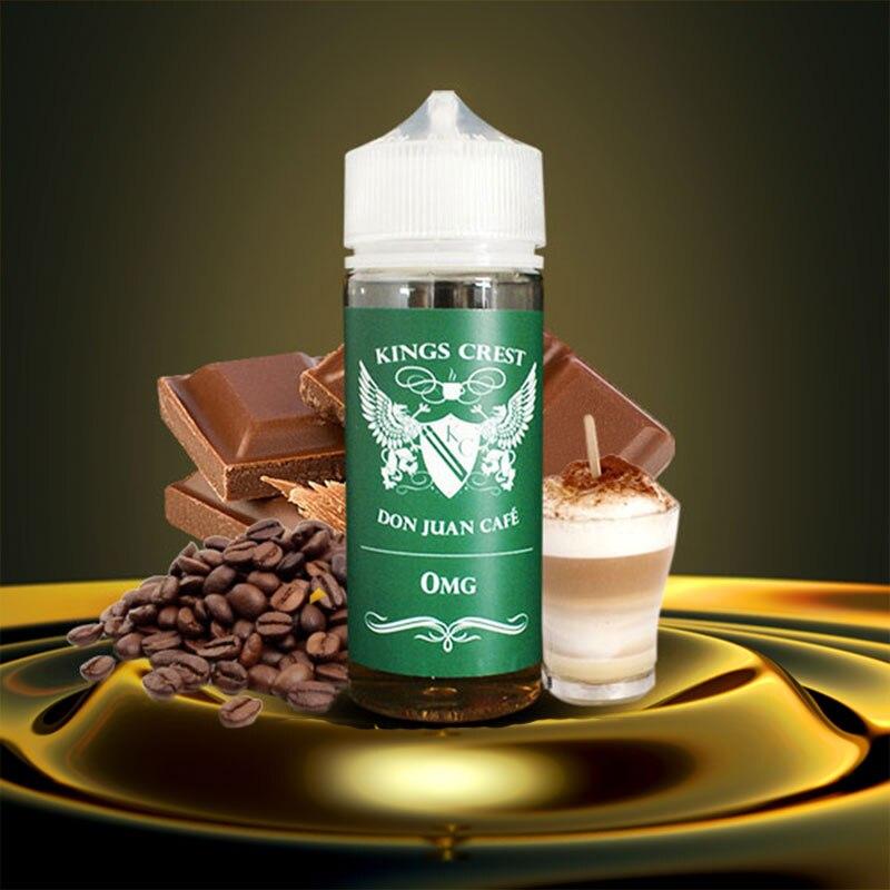 Kings Crest DON JUAN CAFÉ 100 ml