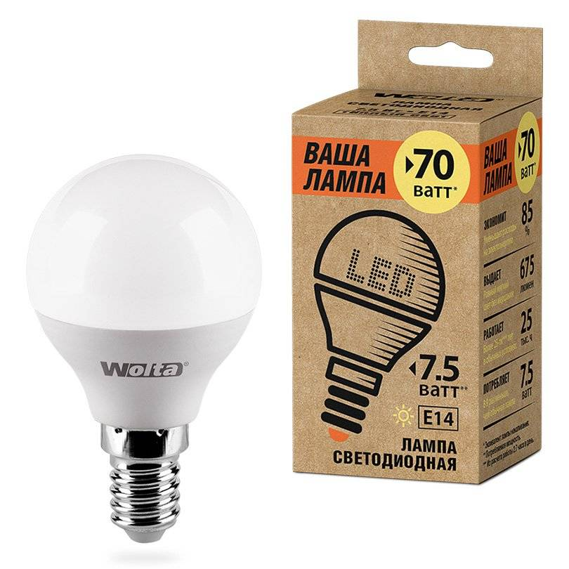Lampe led led P45 wolta 25s45gl7. 5e14-p 3000K 25y45gl7. 5e14-p