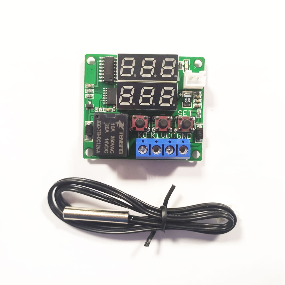 Digital Thermostat Relay Display. Used Together With Cable For Preheating автоматики V 40 W Home Gate I220w40