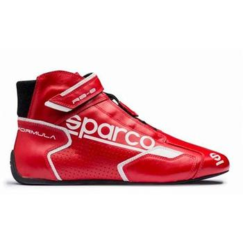 S00125140RSBI รองเท้าผ้าใบสูตร Rb-8.1 ขนาด 40 สีแดง/Sparco