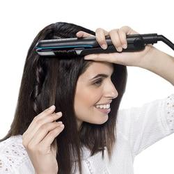 Hair Straightener Rowenta SF6220 Ultimate Shine Liss&Curl