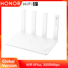 Honor – routeur 3 bi-bande wi-fi 6 + 3000 mb/s, 2.4 GHz et 5 GHz, 128 mo, pour maison connectée, Version internationale