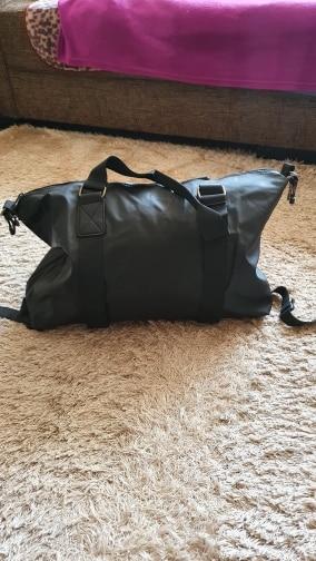 Contrast Handles Gym Bag photo review