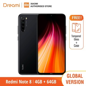 Image 3 - Глобальная версия Xiaomi Redmi Note 8 64GB ROM 4GB RAM (последнее поступление!), note8 64gb Мобильный смартфон, телефон, Смартфоны