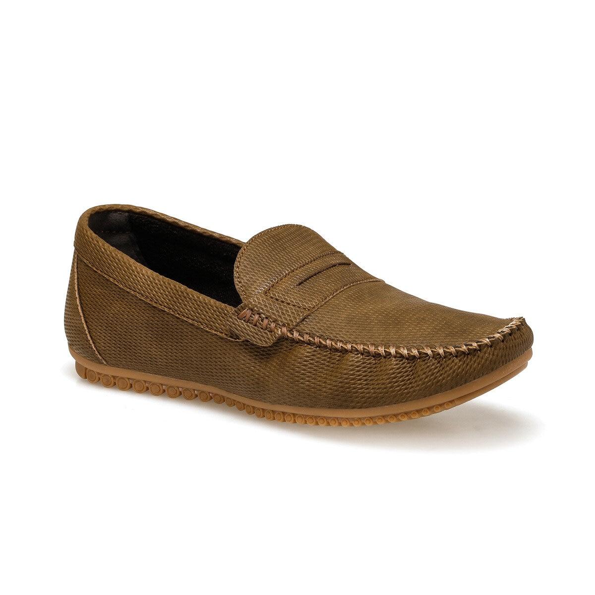FLO MDL2 Sand Color Men Shoes Oxide