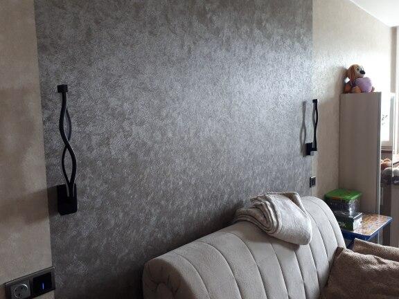 Luminárias de parede Branco Branco Lâmpadas