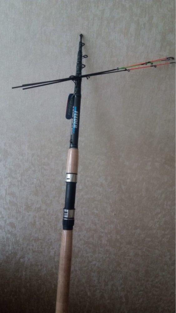 Varas de pescar 60-180g 60-180g Alimentador