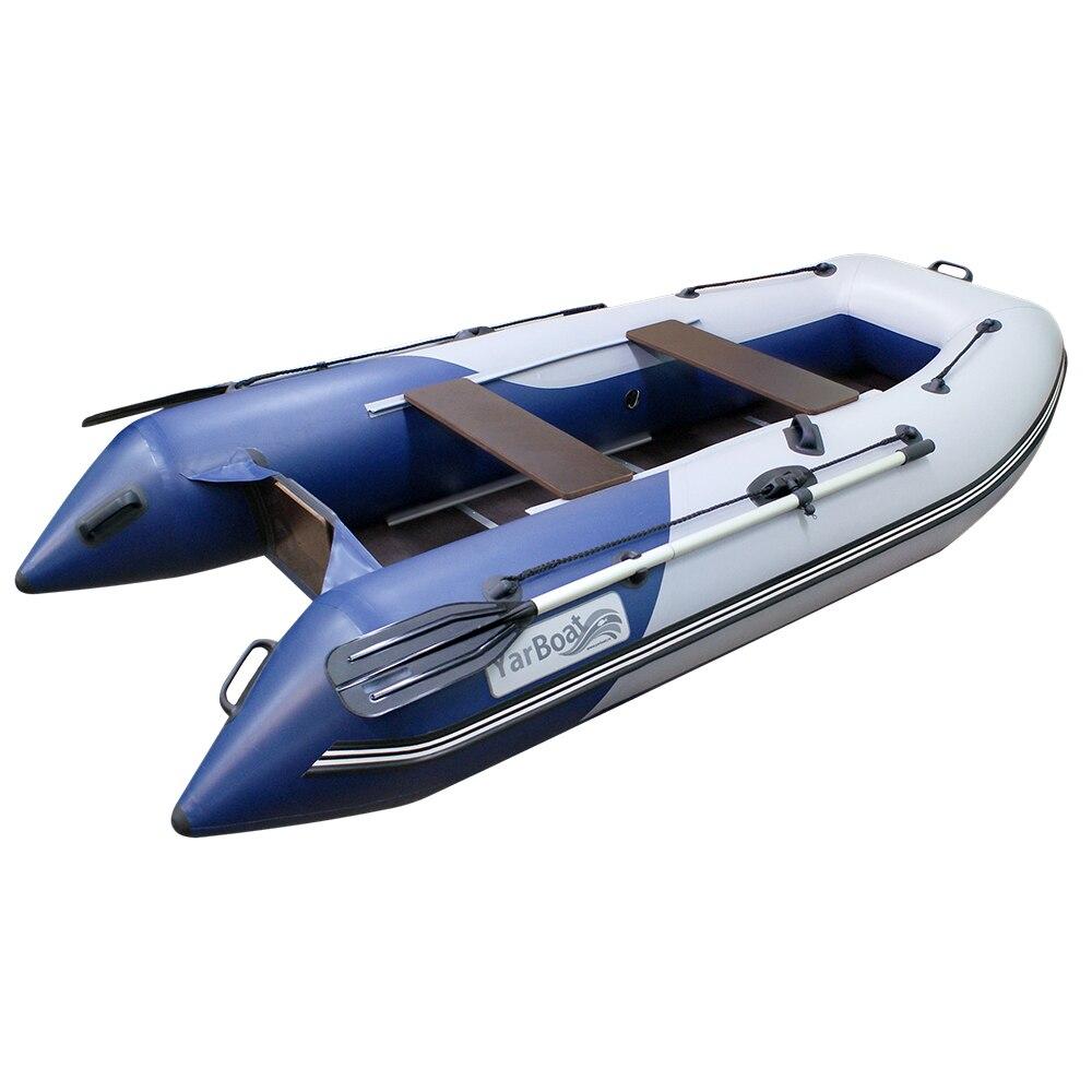 YarBoat 300C, надувная ПВХ лодка моторная, под мотор от 5 до 8 л.с.