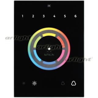 022655 Controller Sunlite STICK-CU4 Black ARLIGHT 1-pc