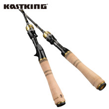 KastKing Valiant Eagle Ultralight Bait Finesse Spinning Casting Fishing Rod 1.43-1.68m with 30T Carbon Fiber for Stream Fishing