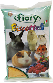 Fiory бисквиты For Rodents With ягодами (30g.)