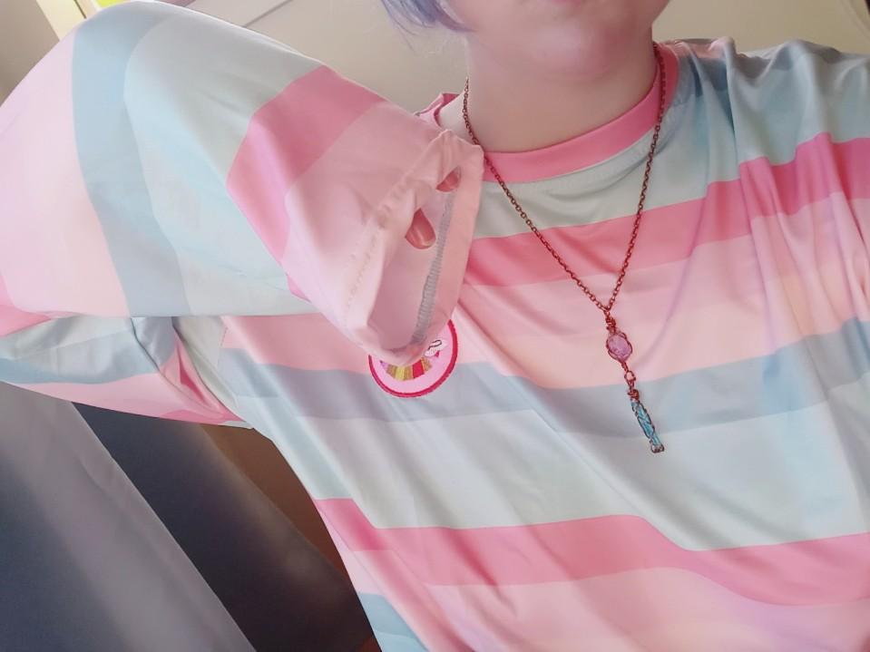 Harajuku Oversized T-Shirt photo review