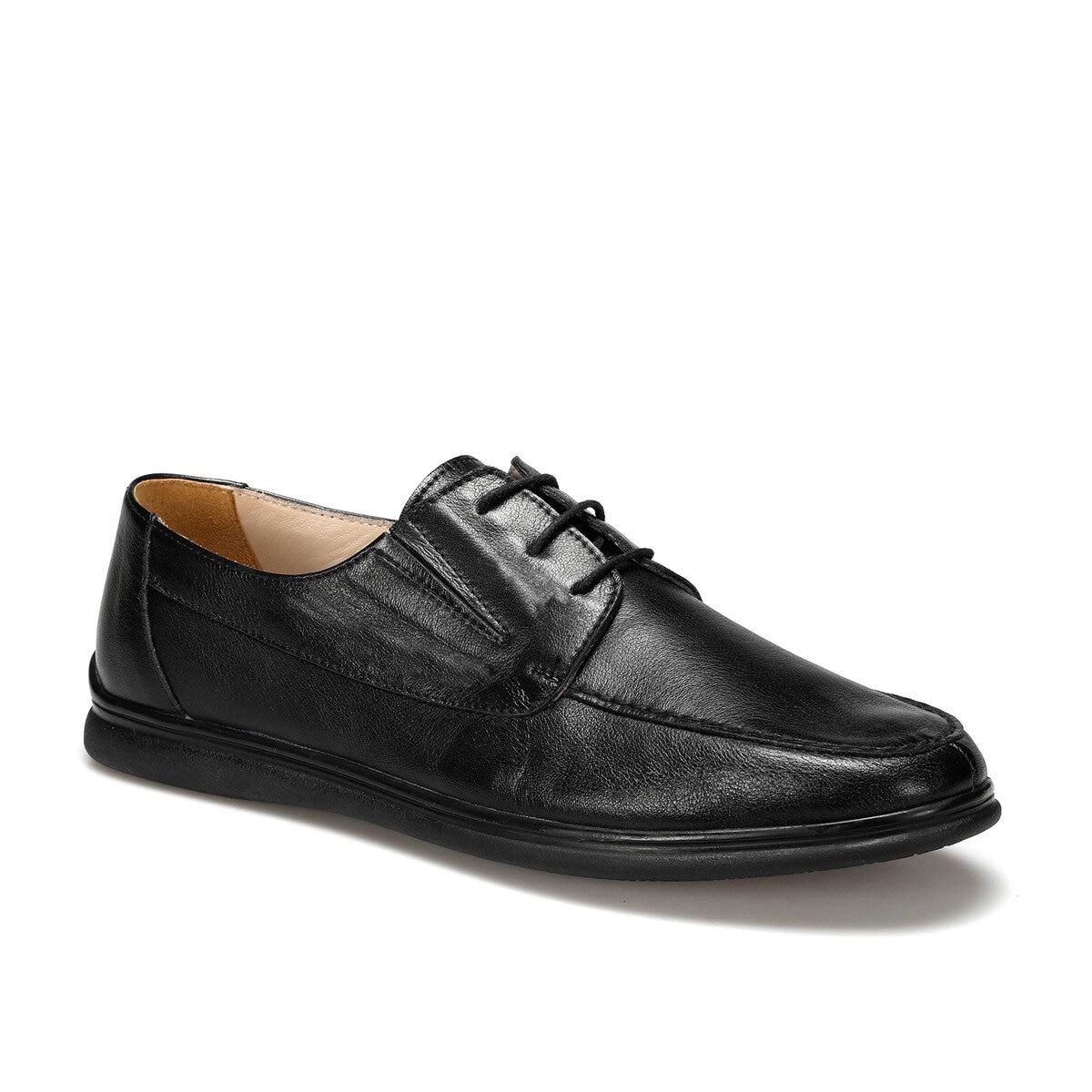 FLO PETERSBURG Black Men Dress Shoes MERCEDES