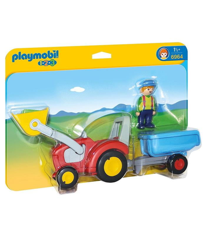 Playmobil 6964 Truck With Trailer Toy Store Articles Created Handbook