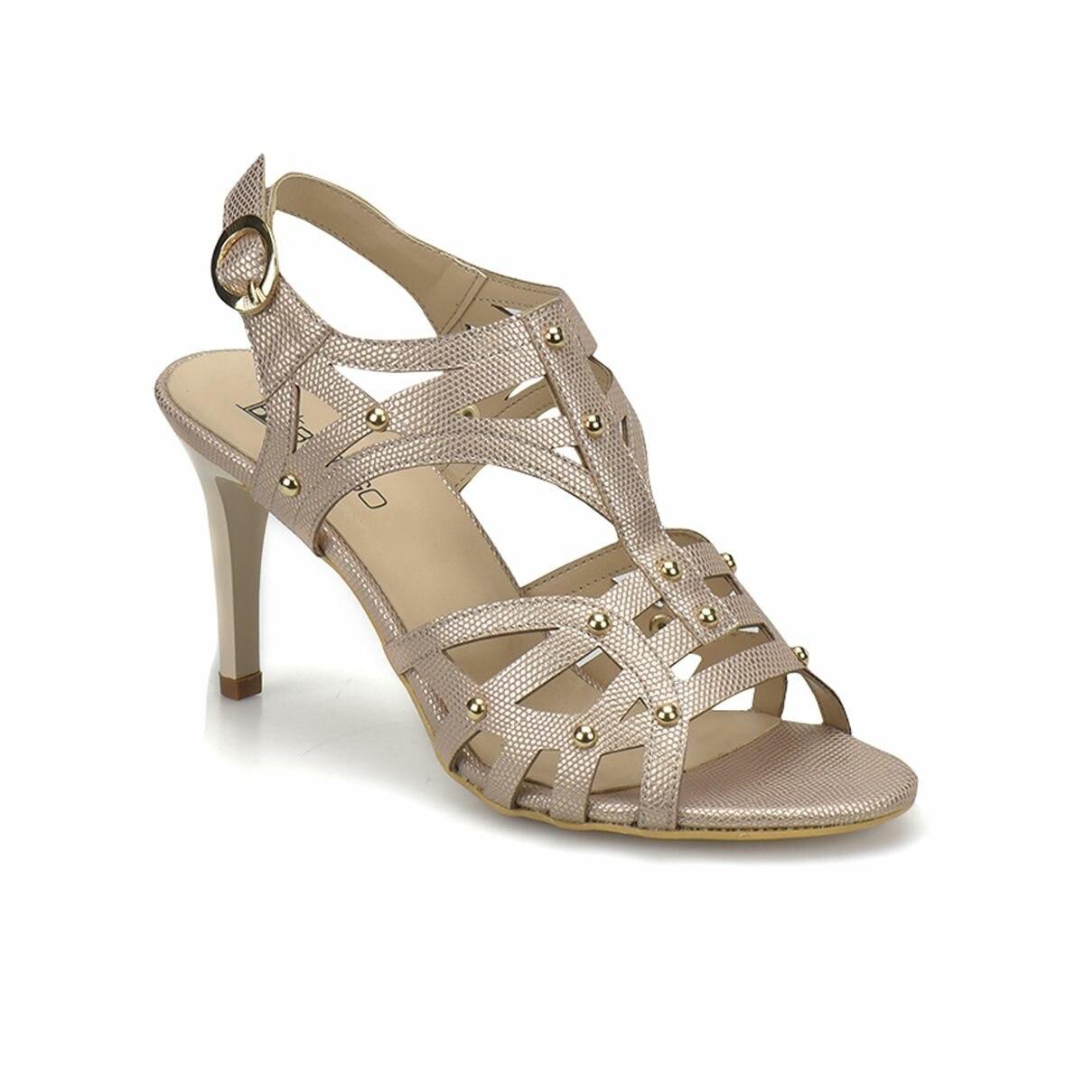 FLO 18S-418 Gold Women 'S Shoes BUTIGO