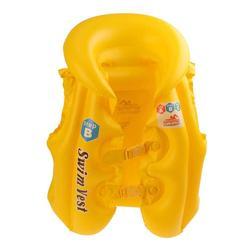 Детский жилет для плавания надувной плавательный костюм спасательный круг ребенок плавать одежда для детей малышей