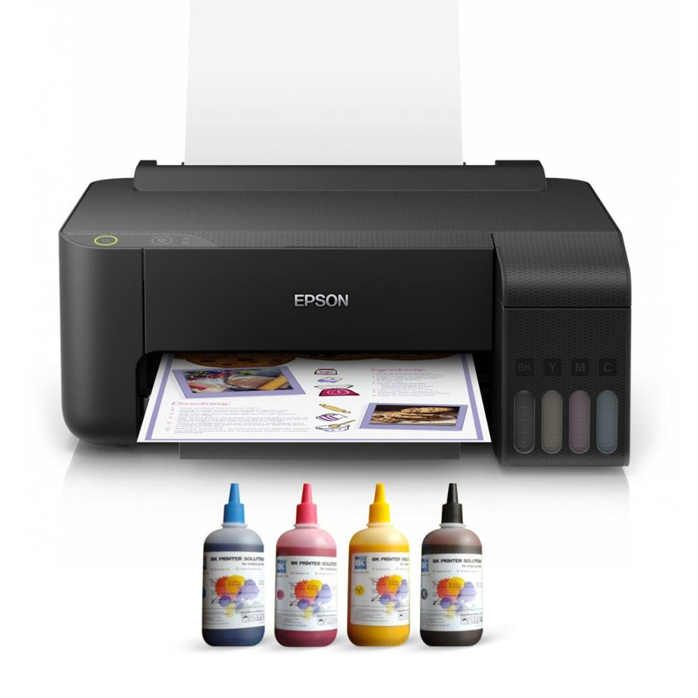 Epson l1110 Sublimation ink A4 printer title=