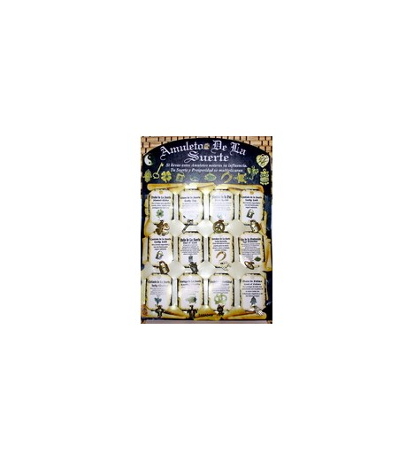 Carton Amulets ECO