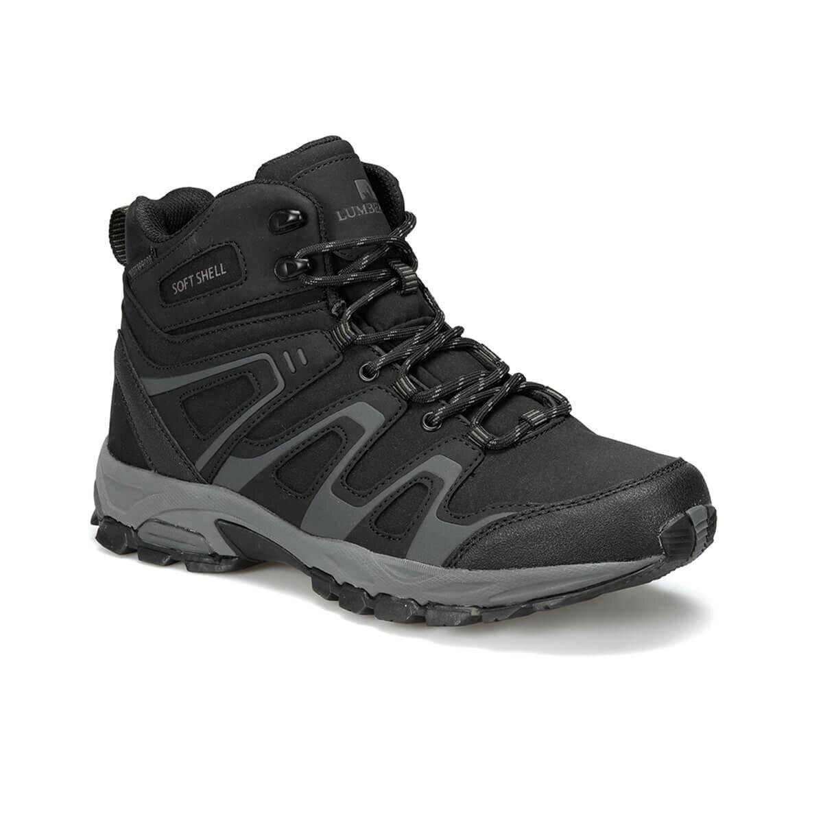 FLO INCITE HI 9PR Black Male Outdoor Boots LUMBERJACK