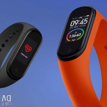 Xiaomi Mi Band 4-new version 4