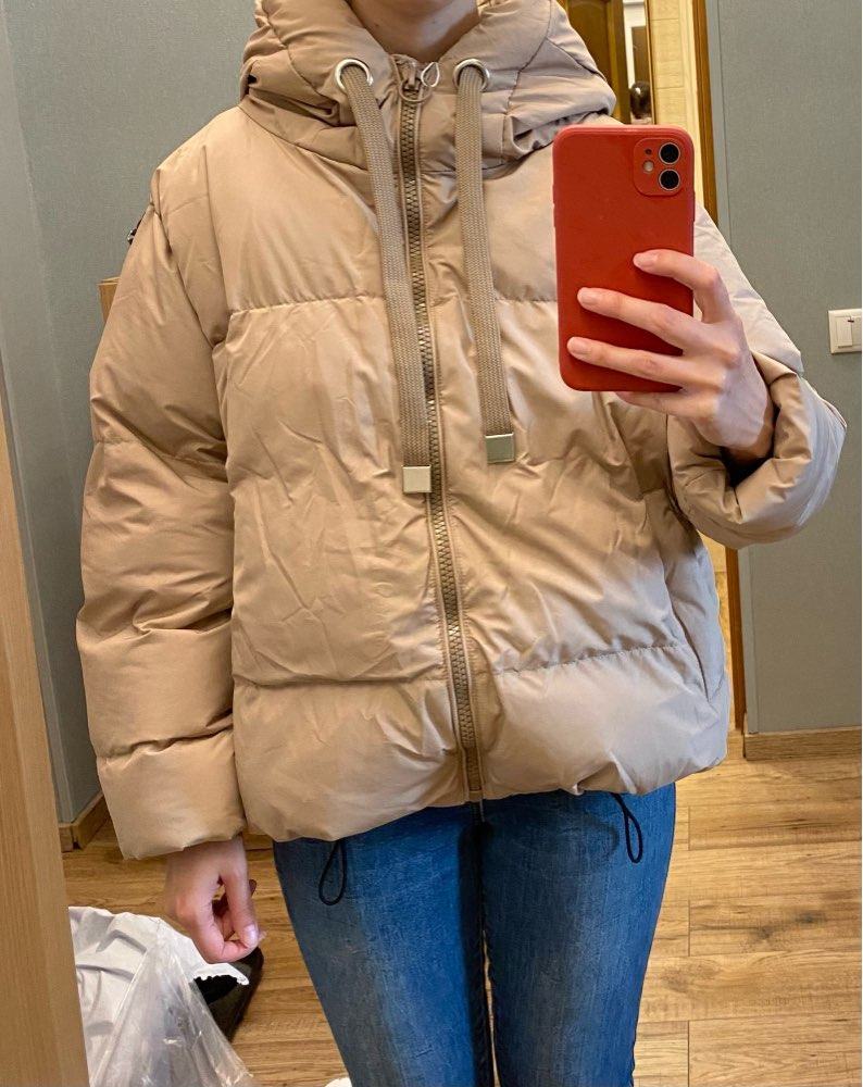 Cotton Padded Jacket Winter Hooded Parkas Woman Warm Down Jacket Large Size Woman Coat Thicken Women Casual Women Puffer Jacket