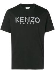 T shirt Slim Fit Nero T shirt uomo % 100 Cotone Nuova Sessione Logo del Marchio di Stampa Fronte di Alta Qualità di lusso di Usura