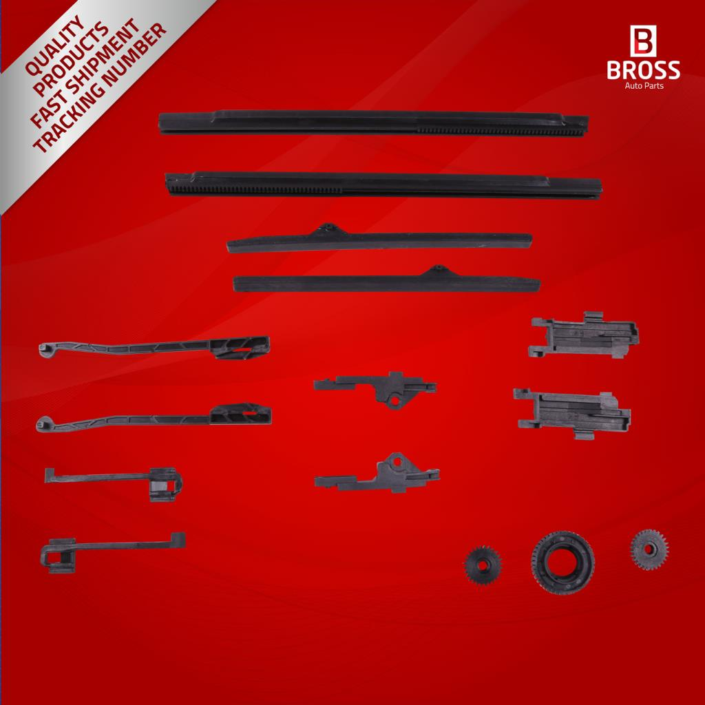 BSR1 Complete Sunroof Repair Kit for ROVER Freeer 1998 2006|Auto Glass| |  - title=