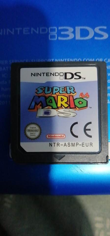 For Nintendo DS 2DS 3DS Video Game Cartridge Console Card Mari Series EU/US Version photo review