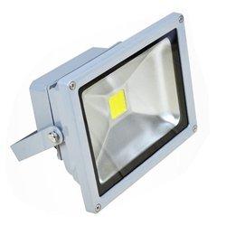 Reflektory led reflektor 20W 6000K jasne oświetlenie|Specjalne oświetlenie techniczne|Lampy i oświetlenie -