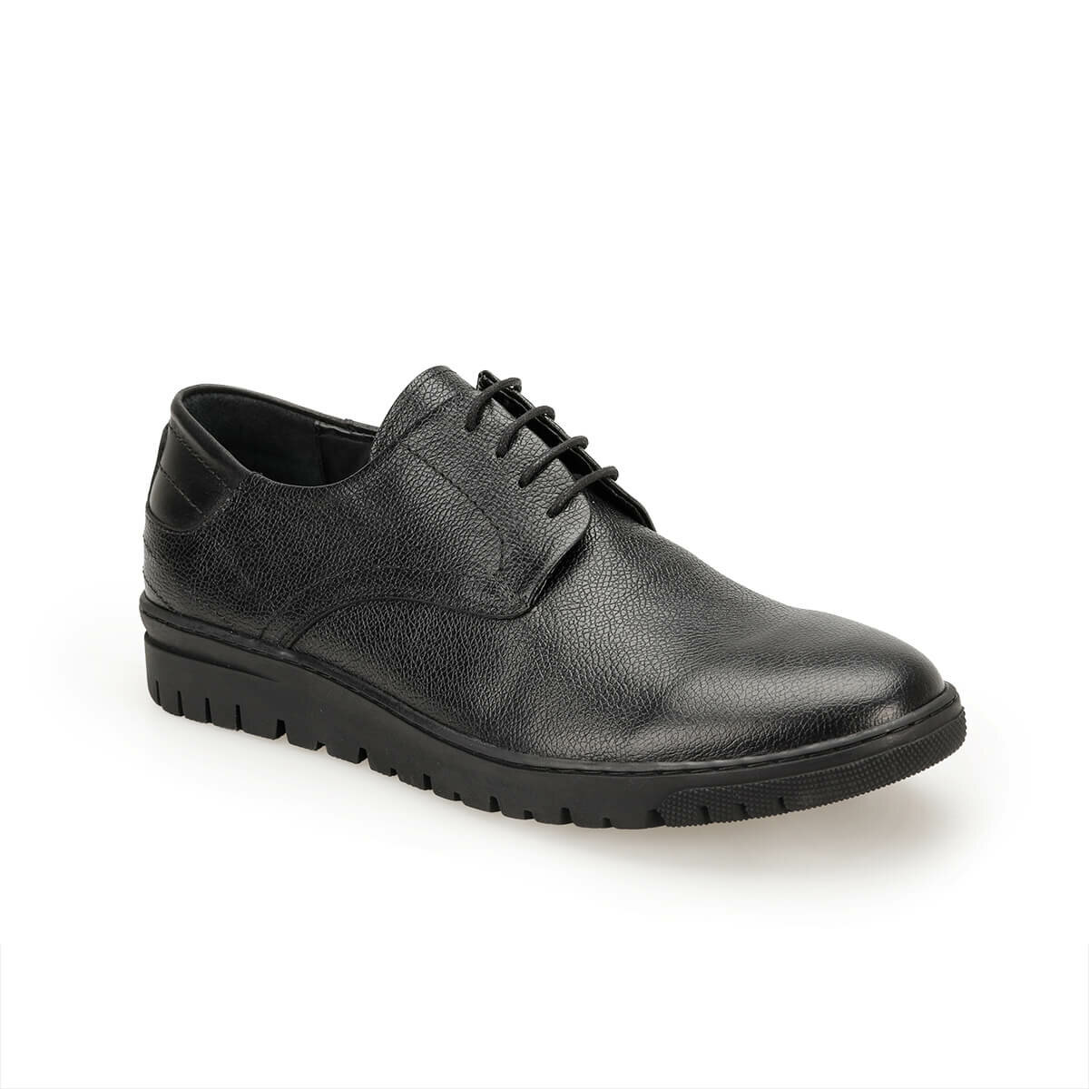 FLO 3389 Black Male Shoes Flogart