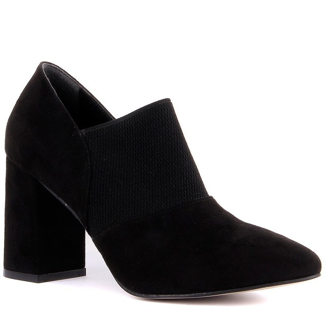 Moxee-Suede Women's High-Heeled Shoes