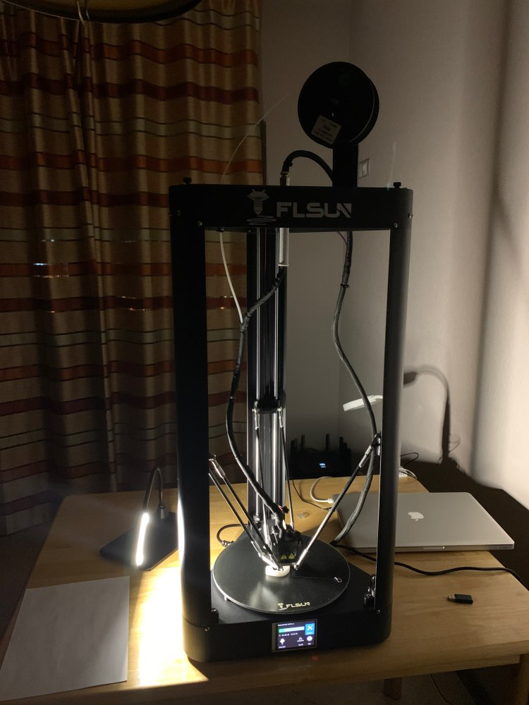 Impressoras 3D Impressora Velocidade Interruptor
