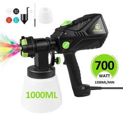 700 Вт Электрический распылитель для дома, распылитель для краски, высокомощный распылитель, легко распыляемый, бытовые инструменты для само...