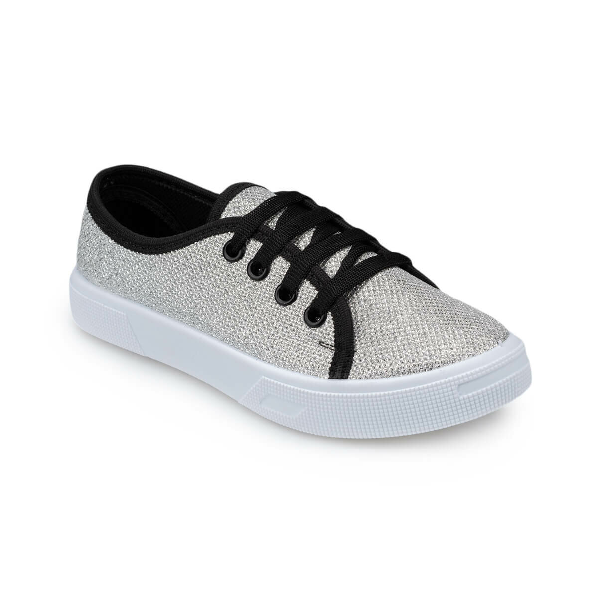 FLO 91.509151.F Gray Female Child Shoes Polaris