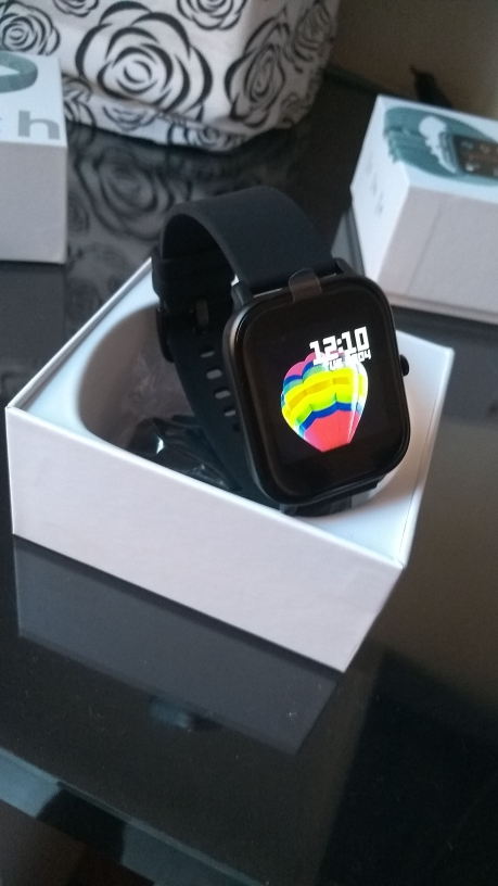 Smartwatch P8 A Prova D' Água 100% Original photo review