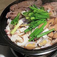 """#美食说出""""新年好""""#不加一滴水原汁原味海鲜煲的做法图解6"""