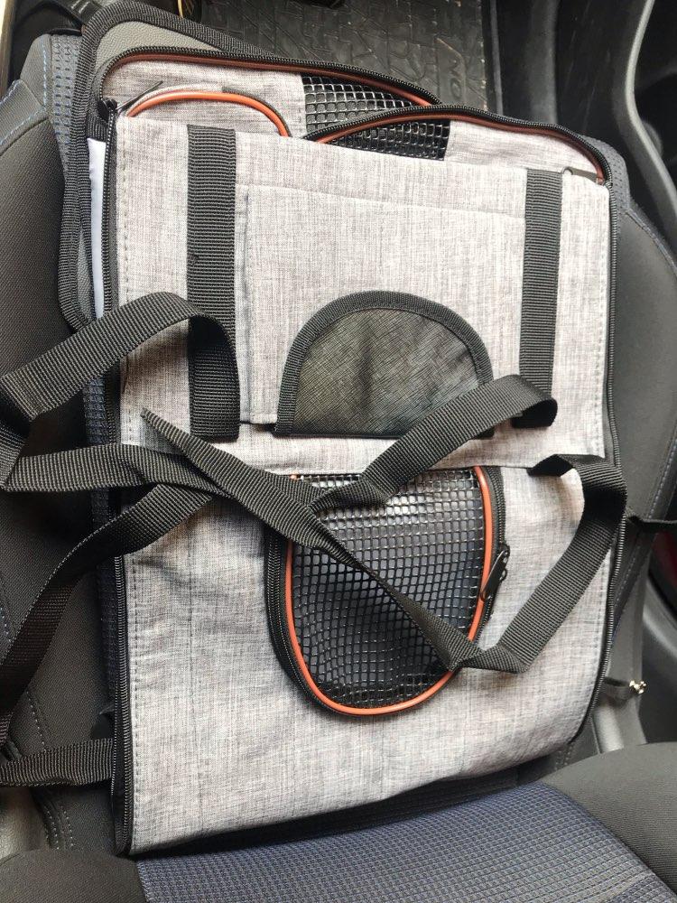 Cat Carrier backpack Multi-functional Folding Pet Puppy Dog Cat Car Seat Basket Carry Cat Bag backpack Pet travel carrier bag