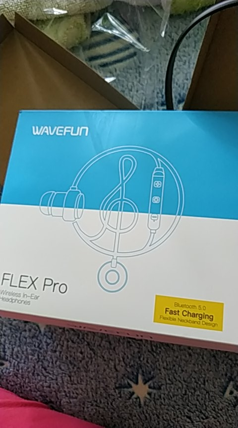 Wavefun Flex Pro Quick Charging Bluetooth Earphone Sports Wireless Headphones AAC Stereo Headset for Phone Xiaomi iPhone Android|bluetooth headset for phone|bluetooth headsetheadset for phone - AliExpress