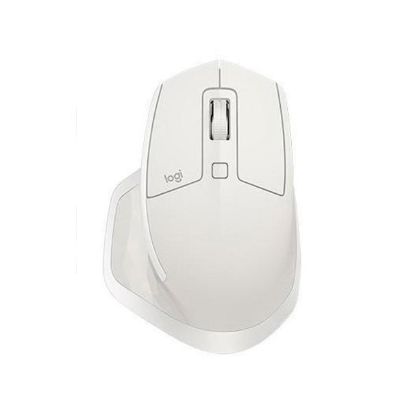 Mouse Logitech MX Master 2 S Laser Wireless Unifying AND Bluetooth Grey Clear P/n: 910-005141