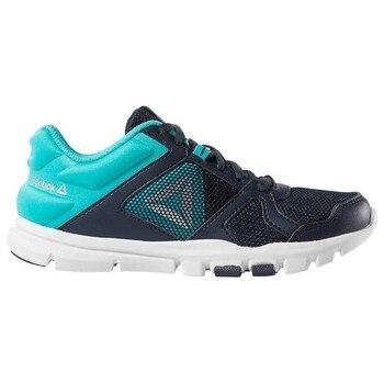 Sports Shoes for Kids Reebok Yourflex Train 10 Blue (Size 34,5)