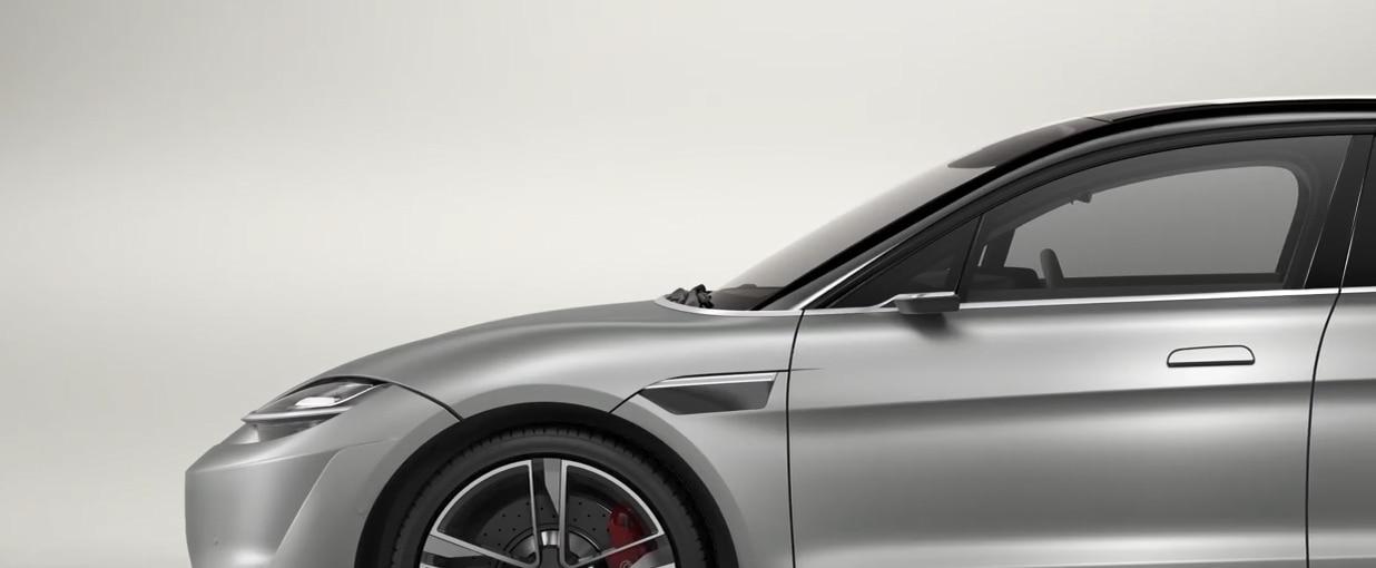 索尼电动汽车Vision-S高清版