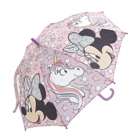 Paragua Automatic Minnie Disney 48 Cm.