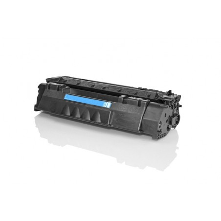 Compatible <font><b>HP</b></font> Q7553A Q5949A black UNIVERSAL TONER cartridge No. 53A <font><b>49A</b></font> 3.000 pages image
