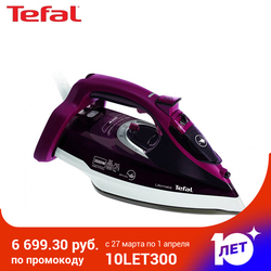 Утюг Tefal Ultimate Anti-Calc FV9775