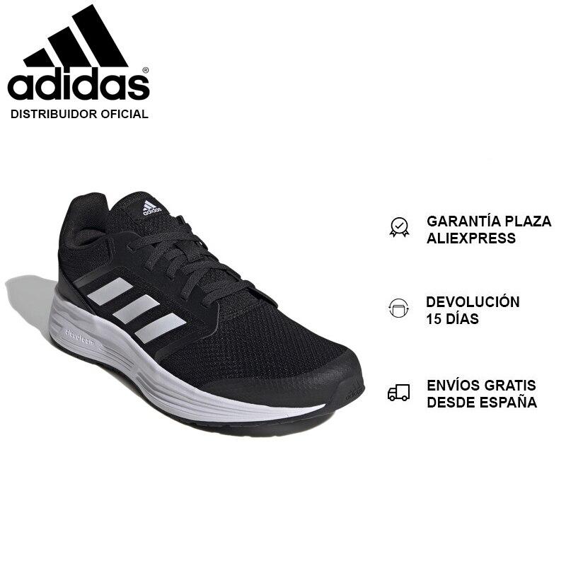 Adidas Galaxy 5, Zapatillas Running Hombre, Exterior de malla, Plantilla OrthoLite, Cloudfoam, Suela Goma NUEVO ORIGINAL|Zapatillas de correr| - AliExpress
