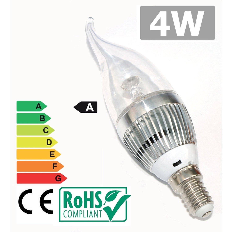 Led bulb E14 4W 6500K cold white все цены